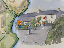 Load image into Gallery viewer, Isle of Man TT Course Map