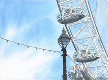 Load image into Gallery viewer, London Eye
