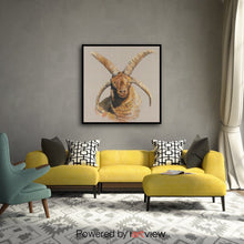 Load image into Gallery viewer, Stag on Canvas