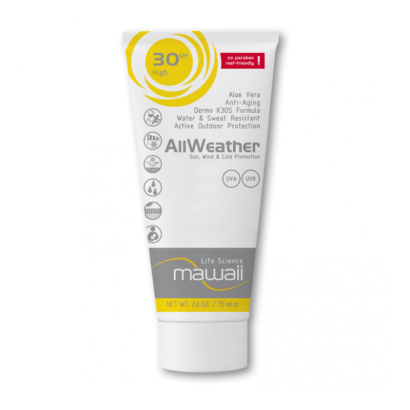 Mawaii AllWeather Creme LSF 30 | 75 ml