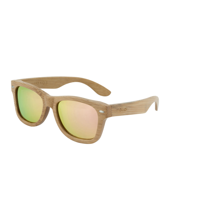 Mawaii Sunglasses | Bamboo Nature