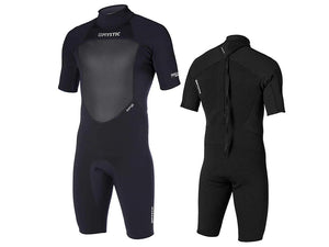Mystic Star Wetsuit 3/2 BZip Shorty Men