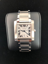 Load image into Gallery viewer, *Pre-Owned* Cartier Tank Française 2302