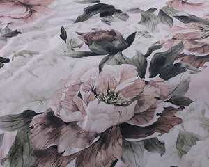 ZNL Blossom Pattern Duvet Cover Burnaby | King Size and Queen Size are Available