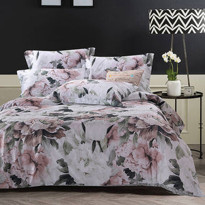 ZNL Blossom Pattern Duvet Cover Canada | King Size and Queen Size are Available