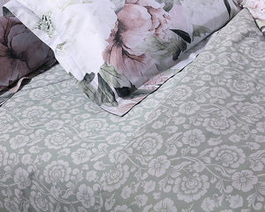 ZNL Blossom Pattern Duvet Cover Vancouer | King Size and Queen Size are Available