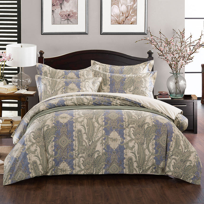ZNL Hera's Palace Pattern (Calming Tone) Duvet Covers Canada | Home and Bedding Vancouver