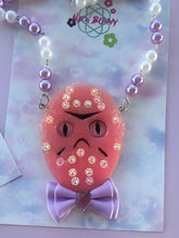 Load image into Gallery viewer, Friday the 13th Statement Necklace Jason Vorhees