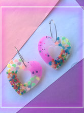 Load image into Gallery viewer, Candy Heart Earrings