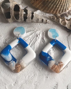 Seashell Beach Earrings