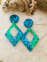 Load image into Gallery viewer, Mermaid Dangle Earrings