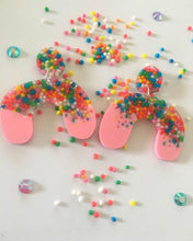 Load image into Gallery viewer, Candy sprinkle earrings