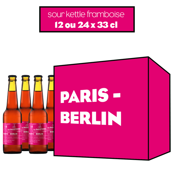 SOUR Framboise (Paris-Berlin)