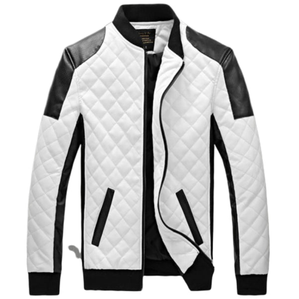 Casual High Quality Classic Motorcycle Jacket