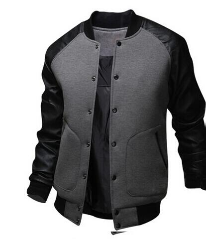 Cool Baseball Fit Varsity Jacket