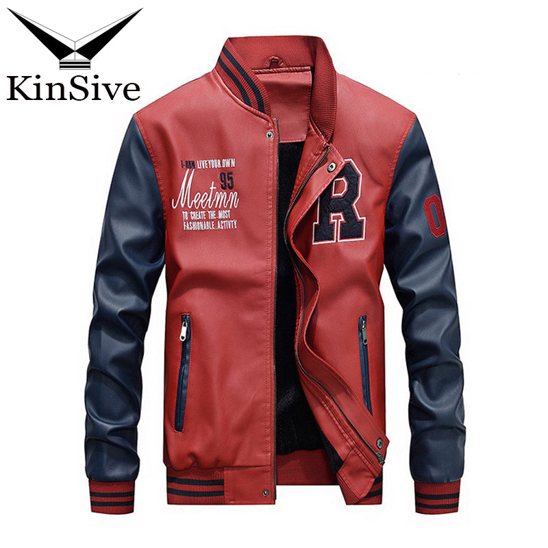 Luxury Embroidery Baseball Fleece Jacket