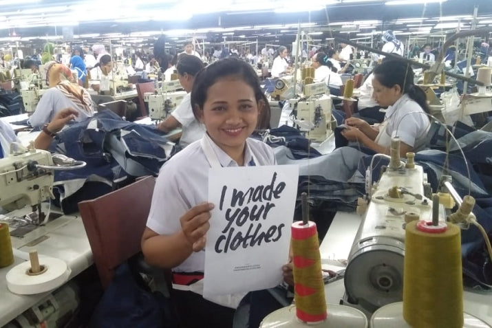 Fashion Revolution, Who Made Your Clothes, United Change Makers