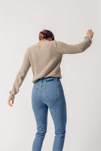 Load image into Gallery viewer, Mid Blue - Carrie High Waisted Super Skinny - United Change Makers - Organic Jeans