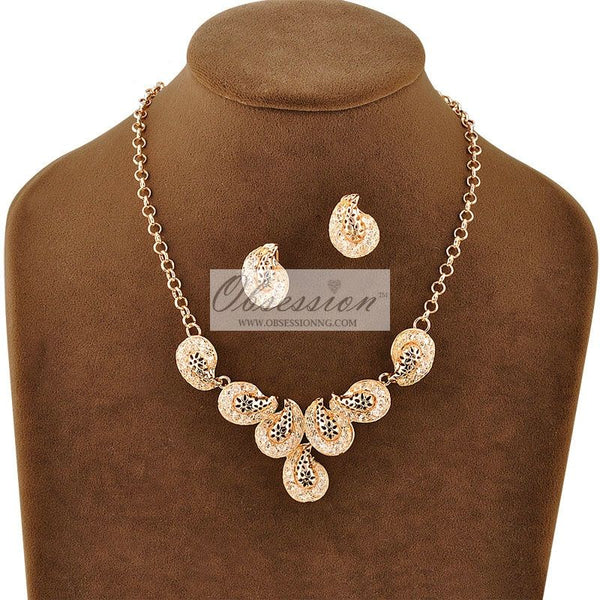 Amrita Jewelry Set