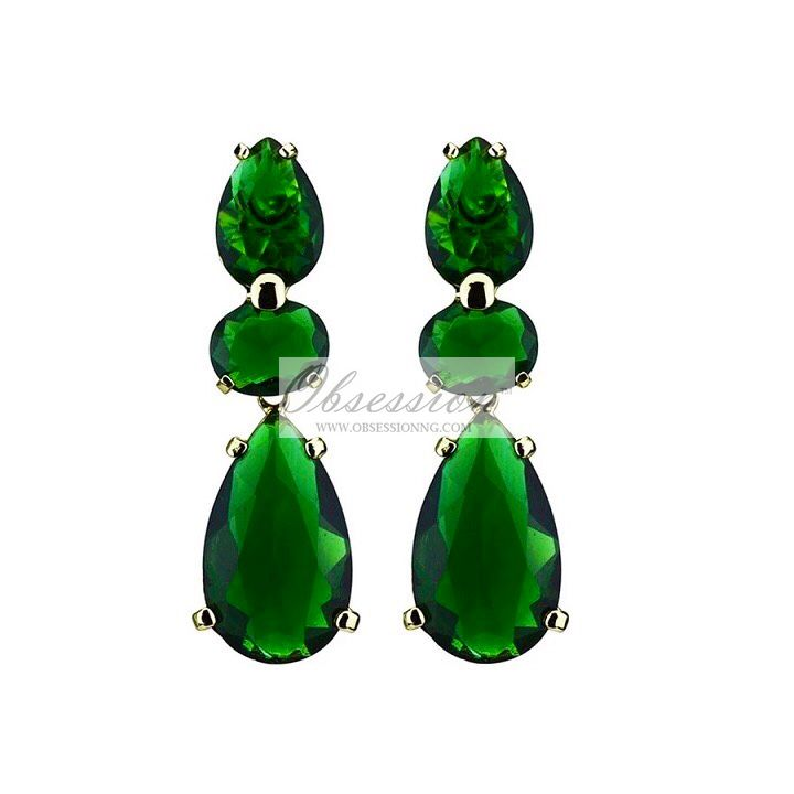 Bruni Crystal Earrings