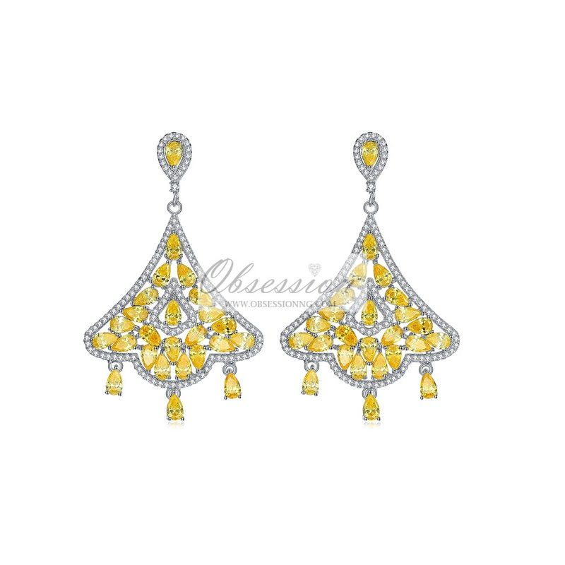 Chandra Earrings