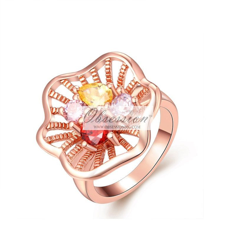 Cosma Cocktail Ring