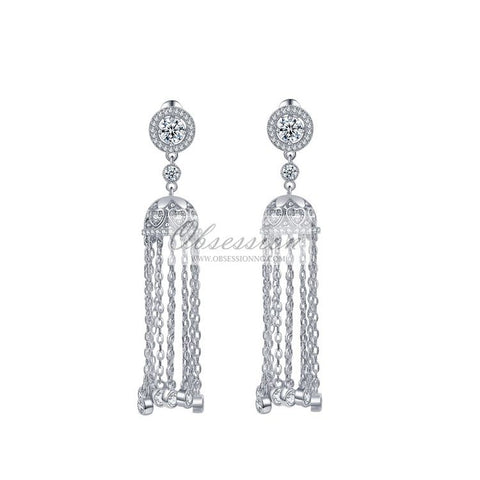 Faith Chandelier Earrings