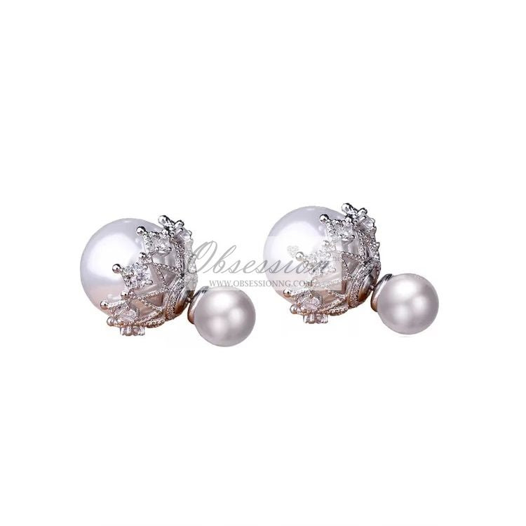 Melissa Pearl 360 Earrings