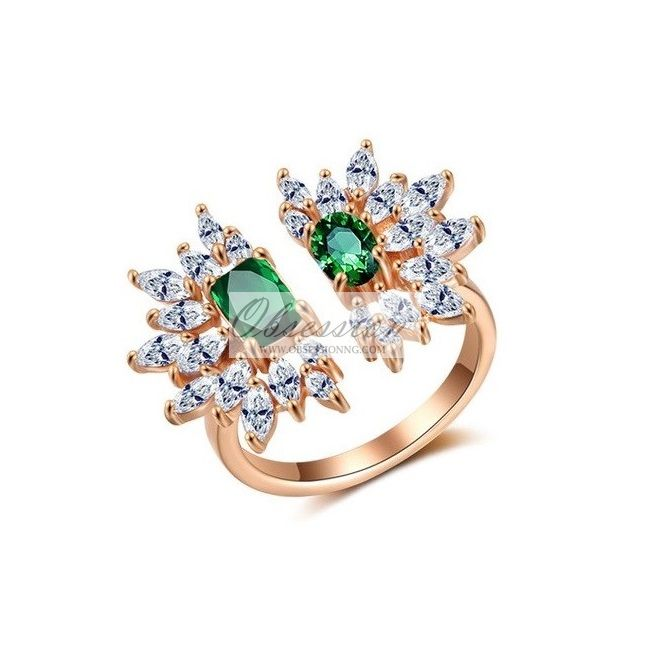 Millicent Cocktail Ring