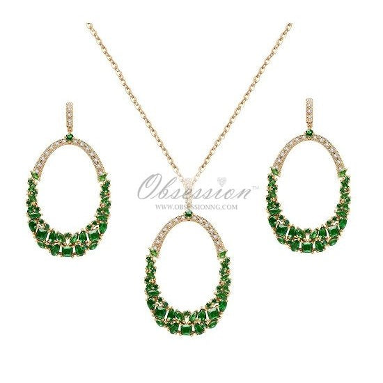 Monet Jewelry Set