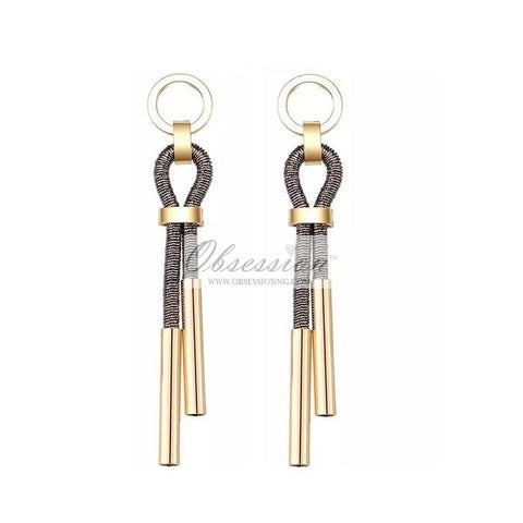 Sheba Earrings - GP