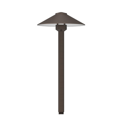 Oak Cast Brass Umbrella 20W Area Light - Beverly Lighting