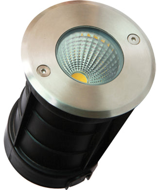 Westgate 7W Large Aluminum 12V Integrated (In Ground) Light - Beverly Lighting