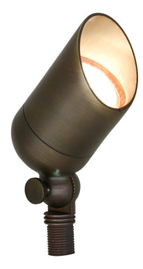Westgate Solid Brass/Bronze Finish 5W 12V LED Directional Light - Beverly Lighting