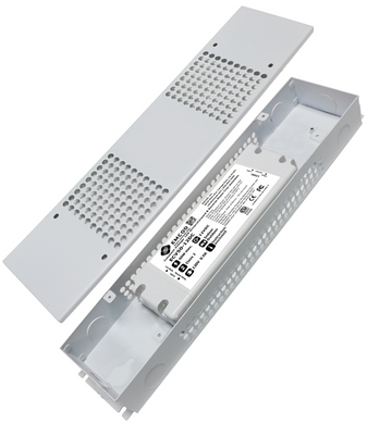 Emcod 50W Class 2 Electronic Triac Dimmable Plastic Suitable For Dry And Damp - Beverly Lighting