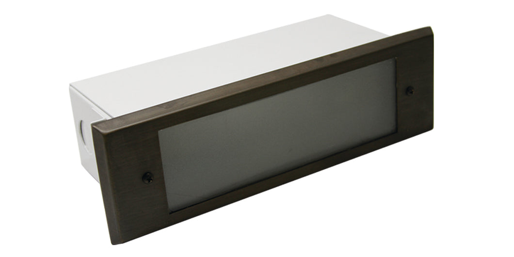 Westgate 3W Bronze/Aged Nickel 12V Step Light With Integrated SMD LED Module - Beverly Lighting