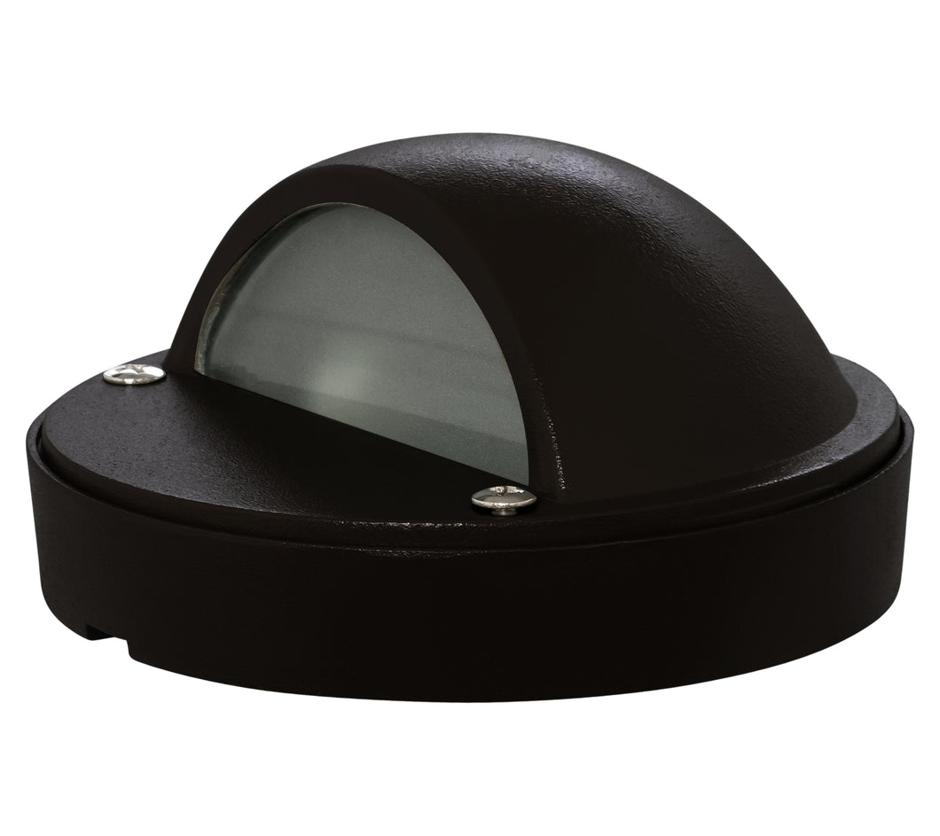 Westgate 3W Aluminum Black/Brown Step Light With LED LAMP - Beverly Lighting