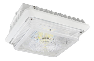 Westgate 55W LED Garage Canopy Light 120~277V AC - Beverly Lighting