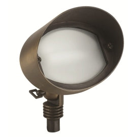 BQL LV75L Die Cast Brass Low Voltage Up Light - Beverly Lighting