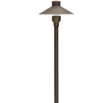Load image into Gallery viewer, ABBA Lighting PLB03 Heavy Duty Cast Brass Path Light - Beverly Lighting