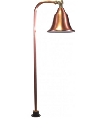Orbit 20W Solid Copper Path Light - Beverly Lighting