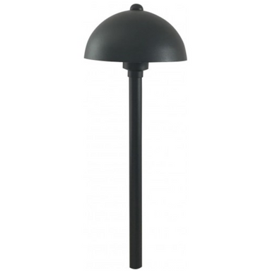 Orbit 20W Cast Aluminum Mushroom Path Light - Beverly Lighting