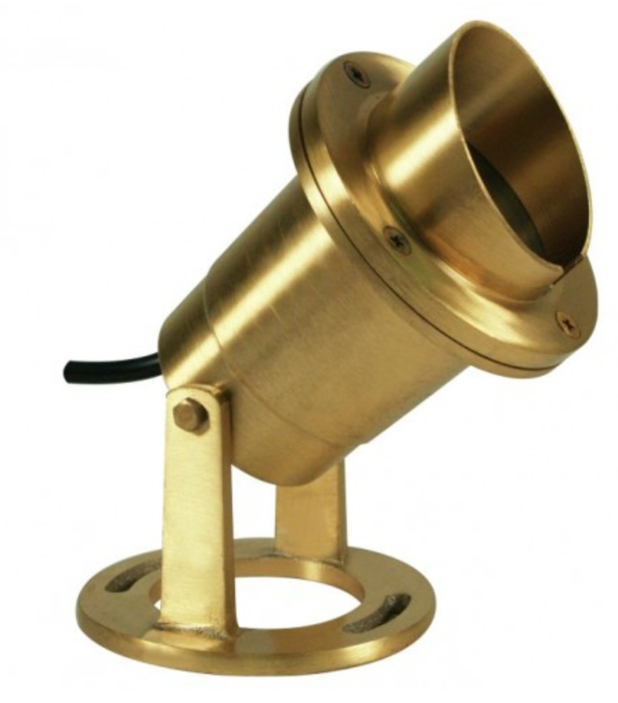 Orbit 35W B511 Solid Brass Underwater Light - Beverly Lighting