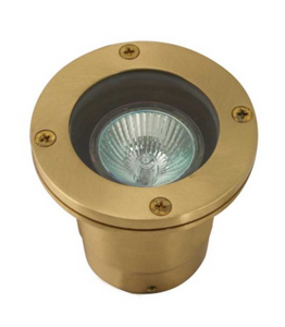 Orbit 35W B5010 MR16 Well Light- Brass - Beverly Lighting