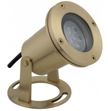 Orbit LB510 LED Solid Brass Underwater Light - Beverly Lighting