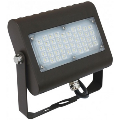 Orbit LFL7 50W Yoke Trunnion Mount LED Flood Light - Beverly Lighting