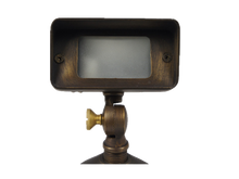 Load image into Gallery viewer, ABBA Cast Brass 3000K LED Flood Light - Beverly Lighting
