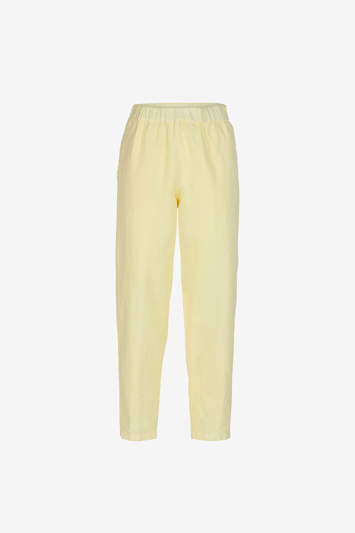 Pomandere - 7157-10547 - trouser - 30 egg yellow