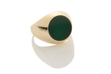 Load image into Gallery viewer, Aynur Abbott - R#02 Jade signet ring