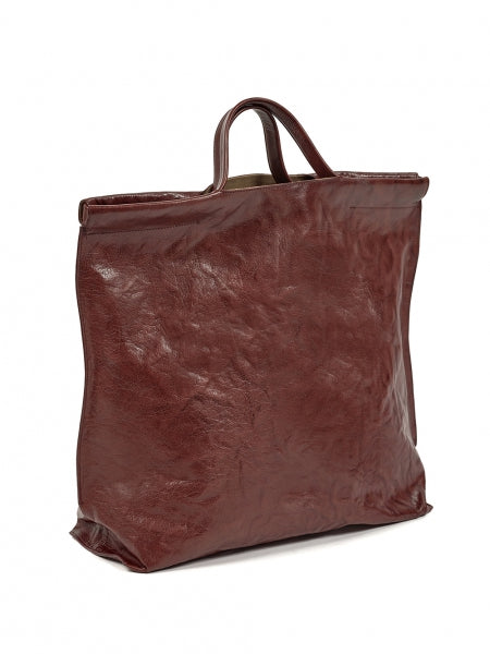 Bea Mombaers - B2918003R - shopper - red